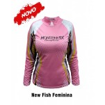 Camisa M3X New Fish FEMININA G